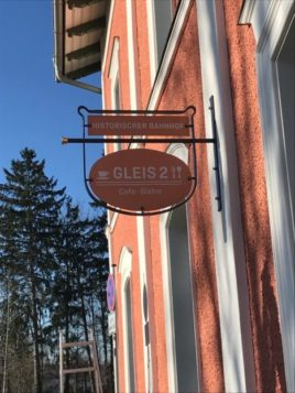 Cafe - Bistro Gleis 2 - Kolbermoor
